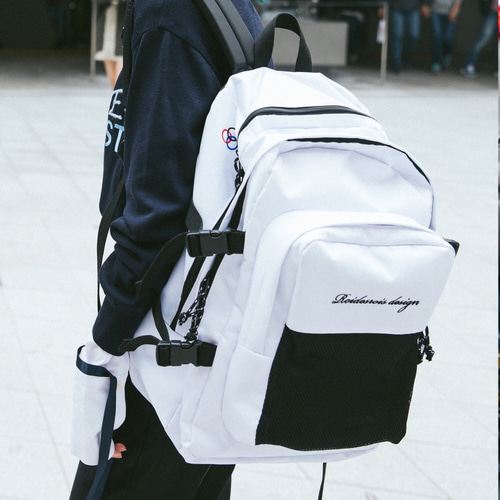 OH OOPS BACKPACK (WHITE)