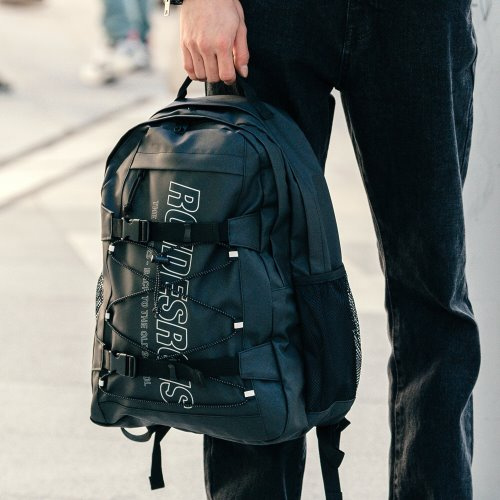 RDR 3D MATRIX BACKPACK (JET BLACK)