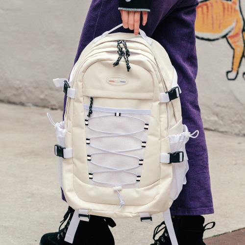 GET OUT BACKPACK (IVORY)