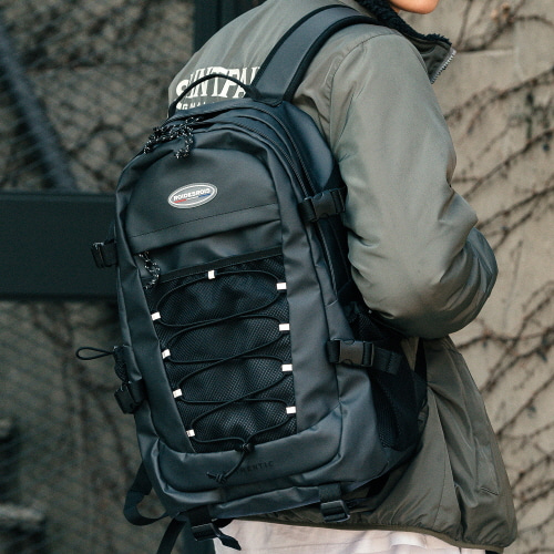 GET OUT BACKPACK (JET BLACK)