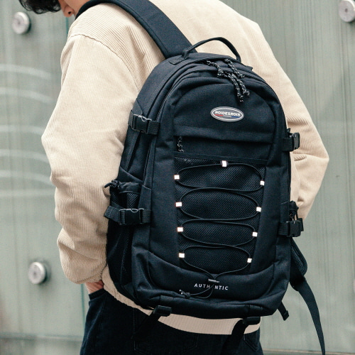 GET OUT BACKPACK (BLACK)
