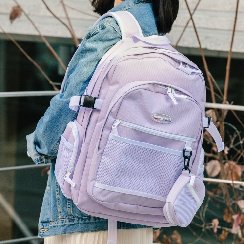 PLAN B CIRCLE BACKPACK (LAVENDER)